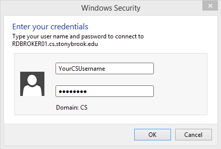 Remoteapp Use Domain Credentials